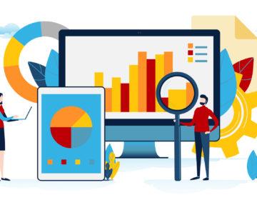 ウェブに関する主な指標レポート